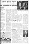 Daily Eastern News: November 27, 1957 by Eastern Illinois University