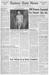 Daily Eastern News: October 02, 1957 by Eastern Illinois University