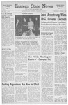 Daily Eastern News: October 09, 1957