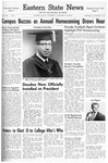 Daily Eastern News: October 23, 1957