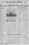 Daily Eastern News: September 18, 1957 by Eastern Illinois University