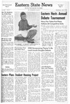 Daily Eastern News: February 05, 1958 by Eastern Illinois University