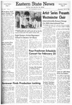 Daily Eastern News: February 12, 1958 by Eastern Illinois University