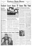 Daily Eastern News: February 19, 1958 by Eastern Illinois University