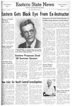 Daily Eastern News: January 15, 1958 by Eastern Illinois University