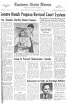 Daily Eastern News: January 21, 1958