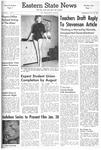 Daily Eastern News: January 22, 1958