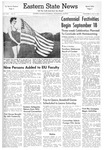 Daily Eastern News: July 09, 1958 by Eastern Illinois University