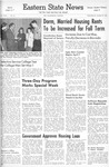 Daily Eastern News: March 26, 1958