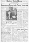 Daily Eastern News: October 01, 1958 by Eastern Illinois University