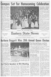Daily Eastern News: October 08, 1958 by Eastern Illinois University
