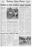 Daily Eastern News: October 15, 1958 by Eastern Illinois University