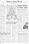 Daily Eastern News: October 22, 1958 by Eastern Illinois University