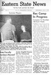 Daily Eastern News: July 08, 1959 by Eastern Illinois University