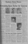 Daily Eastern News: September 23, 1959 by Eastern Illinois University