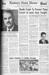 Daily Eastern News: April 06, 1960 by Eastern Illinois University