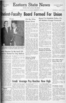 Daily Eastern News: April 13, 1960 by Eastern Illinois University