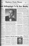 Daily Eastern News: April 20, 1960 by Eastern Illinois University