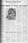 Daily Eastern News: February 03, 1960