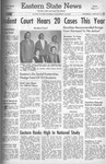 Daily Eastern News: February 10, 1960 by Eastern Illinois University