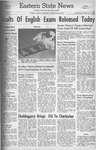 Daily Eastern News: February 17, 1960 by Eastern Illinois University