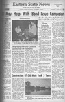 Daily Eastern News: February 24, 1960 by Eastern Illinois University
