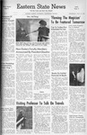 Daily Eastern News: July 13, 1960 by Eastern Illinois University
