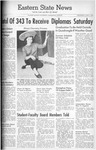 Daily Eastern News: June 13, 1960 by Eastern Illinois University