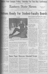Daily Eastern News: March 23, 1960 by Eastern Illinois University