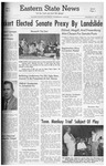 Daily Eastern News: May 04, 1960 by Eastern Illinois University