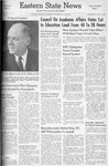 Daily Eastern News: May 25, 1960 by Eastern Illinois University