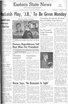 Daily Eastern News: November 02, 1960