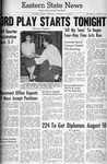 Daily Eastern News: August 02, 1961 by Eastern Illinois University