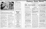 Daily Eastern News: June 07, 1961 by Eastern Illinois University