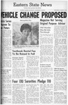 Daily Eastern News: March 01, 1961