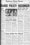 Daily Eastern News: March 22, 1961 by Eastern Illinois University
