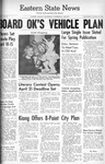 Daily Eastern News: March 29, 1961 by Eastern Illinois University