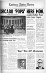 Daily Eastern News: November 01, 1961