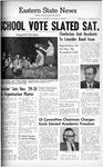 Daily Eastern News: November 15, 1961