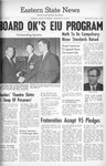 Daily Eastern News: April 04, 1962 by Eastern Illinois University
