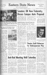 Daily Eastern News: December 05, 1962 by Eastern Illinois University