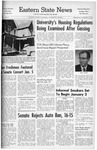 Daily Eastern News: December 19, 1962 by Eastern Illinois University