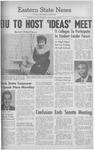 Daily Eastern News: February 07, 1962 by Eastern Illinois University