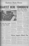 Daily Eastern News: February 14, 1962 by Eastern Illinois University