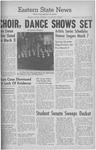Daily Eastern News: February 21, 1962 by Eastern Illinois University