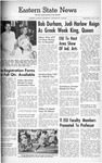 Daily Eastern News: May 02, 1962 by Eastern Illinois University