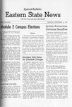Daily Eastern News: September 13, 1962 by Eastern Illinois University