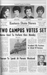 Daily Eastern News: September 19, 1962 by Eastern Illinois University