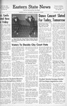 Daily Eastern News: April 03, 1963 by Eastern Illinois University