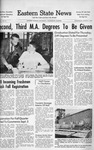 Daily Eastern News: August 07, 1963 by Eastern Illinois University